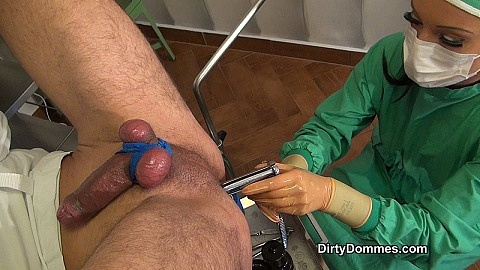 Anal stretching at the surgery