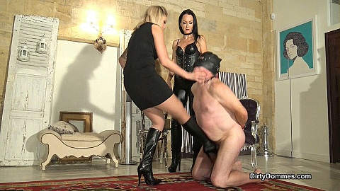 Ballbusting wimp part 2