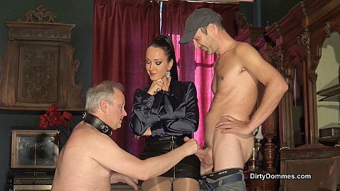 Cuckolded slave husband