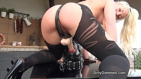 Wild strap-on bitches part 1